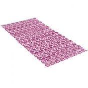 Catifa de bany rosa 55102