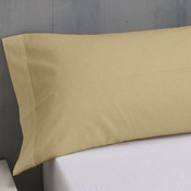 Trovador funda almohada cama 150 piedra.
