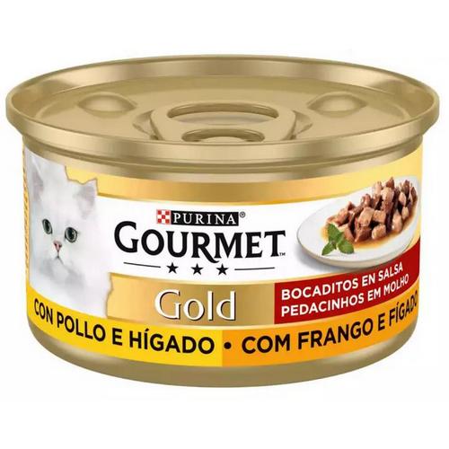 Gourmet gold pollastre/fetge 12126337