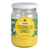 Espelma citronela pot anti-insectes
