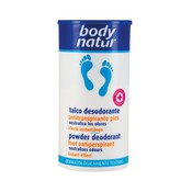 Body natur desodorante polvo pies.