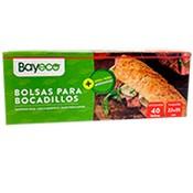 Bayeco bolsas bocadillo 22x35