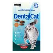 Twinky DentalCat Crunch snack pollastre higiene dental