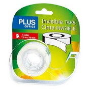 Cinta invisible Plus Office 19mx7,5