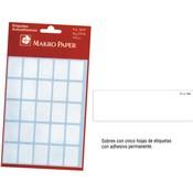 Etiquetes Makro Paper 31x100