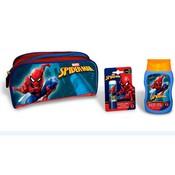 Spiderman necesser gel de bany + bàlsam de llavis