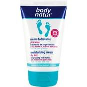 Body natur pies crema hidratante.