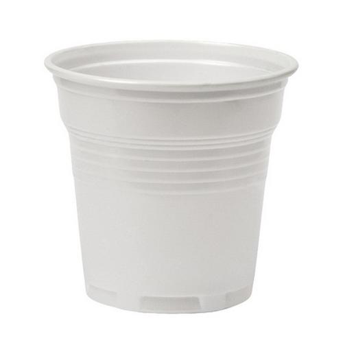Gots plàstic blancs