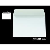 Sobre blanc 176x231mm cuartilla 250 unitats 190023