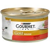 Gourmet gold mousse bou selecte 12131050