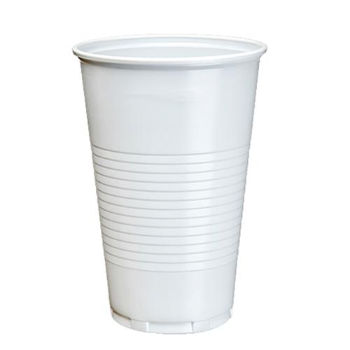 Vasos irrompibles 33cl blancos
