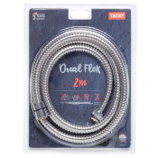 Flexo dutxa metall dual 2M  33218