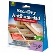 Secadry bossa en gel 3x30g 231587