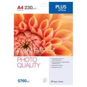 Paper injekt 230g Plus Office 20 fulls