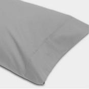 Trovador funda almohada cama 105 gris.