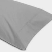 Trovador funda almohada cama 135 gris.