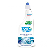 Sanicentro MultiSuperficies sense lleixiu 750 ML