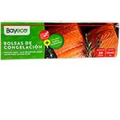 Bayeco bolsas congelar 30x40 30u