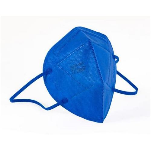 Mascarilla FFP2 Bipsalut azul