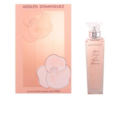 Adolfo Dominguez aigua fresca roses blanques.