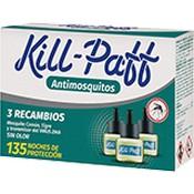Kill paff recanvi mosquits 3u