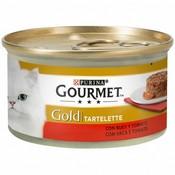 Gourmet gold terrina bou i tomàquets