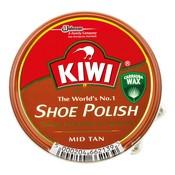 Kiwi lata marrón medio