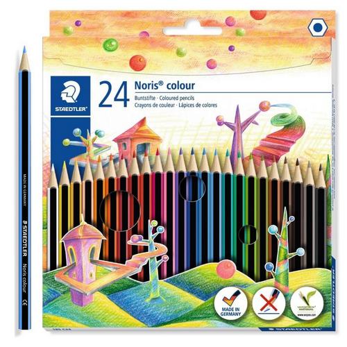 Colors staedtler fusta 24u