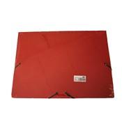 Caixa proyec Din A4 vermella