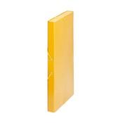 Caixa projecte a4 3 groc