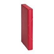 Caixa projecte A4 3 vermell