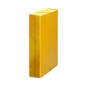 Caixa projecte A4 7 groc