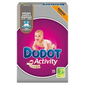 Dodot activity talla 3 5-10kg