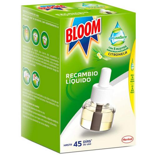 Bloom pronature recanvi