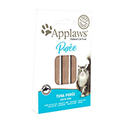 Applaws CAT Snack Puré atún para gatos 8X7Gr APP9562