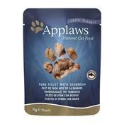 Applaws Pouch atún y besugo comida húmeda para gatos