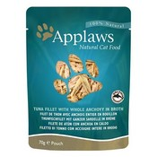 Applaws Pouch atún y anchoa comida húmeda para gatos