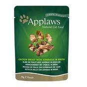 Applaws Pouch pollo y espárragos comida húmeda para gatos