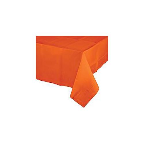 Estovalles paper plastificat taronja