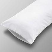 Trovador funda almohada cama 135 blanco.
