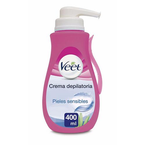 Veet crema depilatòria dosif pell sensible