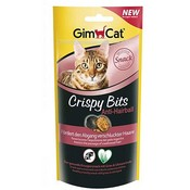 Gimcat crispy bits hairball 78642