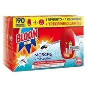 Bloom max mosques elèctric aparell + 2 recanvis