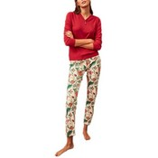 Pijama Gisela vermell XL hivern 3/1818