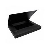 Caixa proyec Din A4 negra