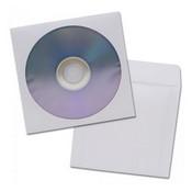 Sobres Plus Office per CD i DVD 50u