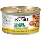 Gourmet Naturals Pollastre 85 gr  12427337