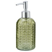 Dosificador de sabó retro verd 23612
