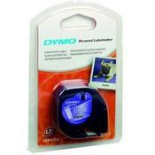 Dymo tag cinta plàstic 4mx12mm