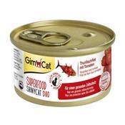 Gimcat shiny atún tomate 78649